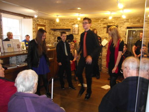 St David's Day celebration 2105