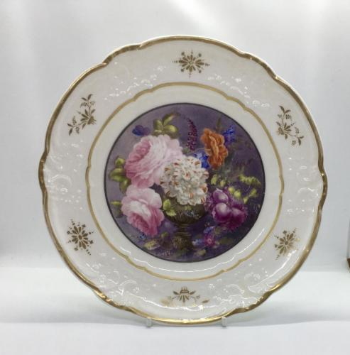 thomas pardoe decorated 1819-23
