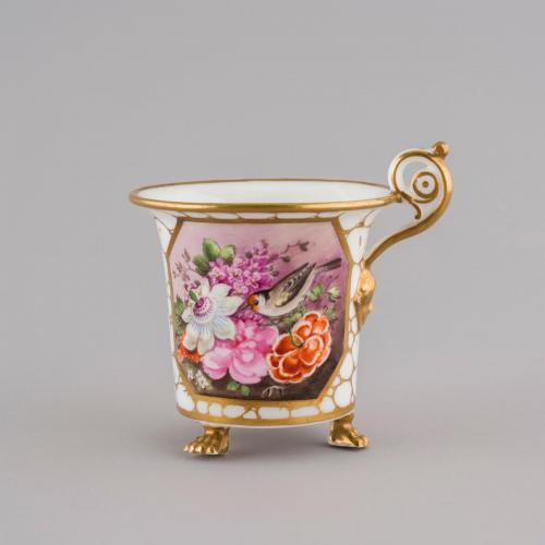cabinet cup, 1818-1822